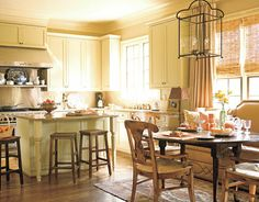 7 Spring Colors for your Kitchen  Click to read post!