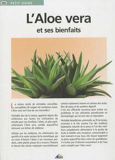 L'Aloe vera et ses bienfaits: Amazon.fr: Collectif: Livres