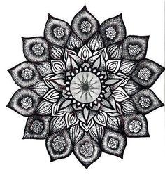 Image result for sunflower mandala meaning