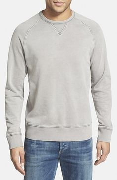 ad4ca2172a438b Jeremiah  Armstrong  Sunwashed French Terry Sweatshirt available at   Nordstrom Französisch Terry
