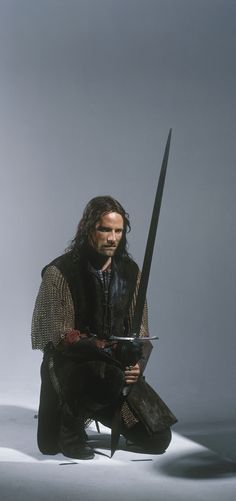 Aragorn... is this the most beautiful picture ever or what