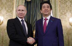 Путин: РФ и Япония движутся вперед в развитии отношений   Политика   27 апреля, 14:46 UTC+3   Подробнее на ТАСС:   http://tass.ru/politika/4216769