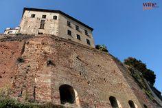 The old castle of Castellinaldo, in the Roero wine zone of Piemonte, Italy