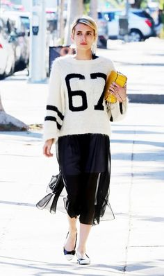 6 Brands That Emma Roberts Loves to Shop Emma Roberts Style, Petite Fashion, Womens Fashion, Sport Chic, Love To Shop, Sporty Style, Who What Wear, Daily Fashion, Dress To Impress