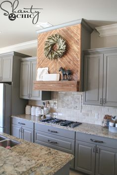 Search this vital photo and also have a look at the shown critical information on Small Kitchen Renovation Wooden Vent Hood, Kitchen Vent Hood, Cocina Diy, Kitchen Redo, Kitchen Makeovers, Kitchen Cupboard, Cheap Kitchen, Kitchen Renovations, Kitchen Ideas