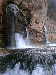 Las Grutas de Cristal de Molinos (Teruel)