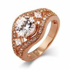 Victoria's Dazzling Brilliant Cut CZ Vintage Rose Gold Ring Size 9 (Sizes 5 6 7 8 9 Available) Eve's Addiction,http://www.amazon.com/dp/B008ONJC9K/ref=cm_sw_r_pi_dp_Ozx3sb1P4M55BBW3