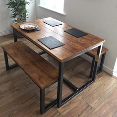 gorgeous 40 Fascinating Diy Dining Table Design Ideas That Looks Awesome