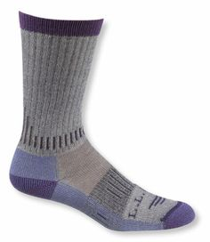 Socks matter, which is why these Women's Cresta Hiking, Wool-Blend: Socks are a Fitness Find.