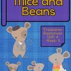 This packet includes resources to use with the Treasures reading program for Mice and Beans. I have included everything you need for a focus wall t...
