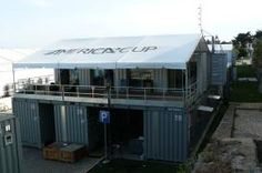 America's Cup Container Buildings