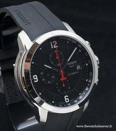 Montre Chronographe Tissot PRC 200 Automatique