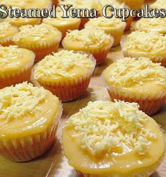 This Steamed Yema Cake Recipe is tried and tested by Mama's Guide friends. Just like the best seller Yema Cake you buy from Laguna. And the yema frosting is so heavenly delish. Pinoy Dessert, Filipino Desserts, Filipino Recipes, Pinoy Food Filipino Dishes, Pinoy Recipe, Torta Recipe Filipino, Filipino Food Party, Filipino Appetizers, Cuban Recipes