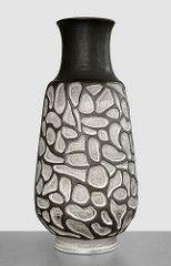 Carstens Tonnieshof 7213-50 Floor Vase (Fat Lava Wadersloh) Tags: west lava fat german pottery 50 rare carstens wgp 7213 tnnieshof