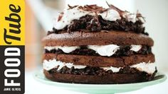 Chocolate Butter, Best Chocolate Cake, Chocolate Recipes, Chocolate Crunch, Vegan Chocolate, Jamie Oliver, Best Cake Recipes, Jamie's Recipes, Drink Recipes
