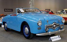 1953 Panhard Junior Roadster