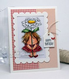Bellarific Friday May 12 2017 MOJOBELLA SKETCH-  rubber stamp used:DAISY SQUIDGY.  Card by Michele Boyer.