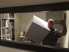 This Dad Proves It's Hip To Be Square - Neatorama