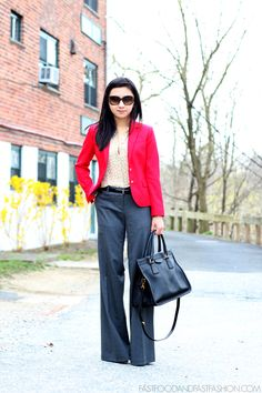 Fast Food & Fast Fashion | a personal style blog: Pants Too Long? Buy Taller Shoes