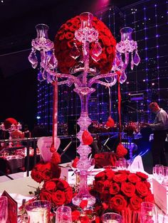 Wedding Arrangements, Chandelier, Ceiling Lights, Lighting, Home Decor, Candelabra, Decoration Home, Room Decor, Chandeliers