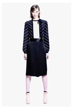 Genny - Pre-Fall 2013 2014 - Shows - Vogue.it.  Look 10.