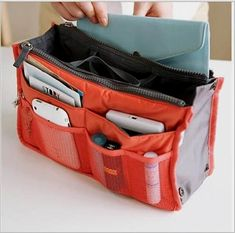 Cheap make up organizer bag, Buy Quality cosmetic bag storage bag directly from China cosmetic bag Suppliers: 12 Colors Make up organizer bag Women Men Casual travel bag multi functional Cosmetic Bags storage bag in bag Makeup Handbag Bags Travel, Travel Handbags, Travel Trip, Travel Purse, Free Travel, Travel Luggage, Travel Backpack, Luxury Handbags, Travel Destinations