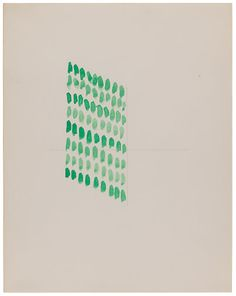 Richard Tuttle, Pressure and Pace, 1972