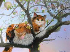Cat's in the Cradle..With Love Bird's