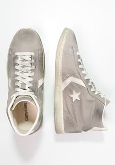 Converse PRO - High-top trainers - grey for £56.00 (20/07/16) with free delivery at Zalando