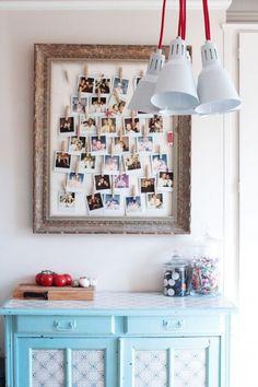 10 idées pour mettre en valeur vos photos – Cocon de décoration: le blog