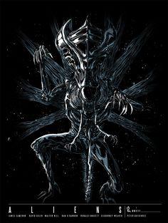 Aliens - Peter Gutierrez ----