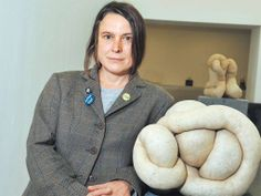 Sarah Lucas: A Young British Artist grows up and speaks out