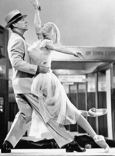 hollywoodlady:  Fred Astaire and Cyd Charisse in... - Java Tunes