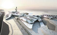 International Architectural Design Competition | La Ciudad del Motor | Alcaniz | Aragon | Spain | UNStudio