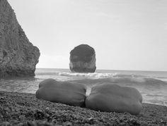 Arno Rafael MINKKINEN :: Freshwater Bay, Isle of Wight, England, 2002