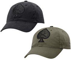 516af8ad4c39a Under Armour 1249169 Men s UA Tactical Spade Cap Baseball Hat Black OD  Green