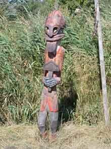 Thor-statue Denmark