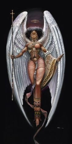 ☆ Mercy :¦: By Artist Frank Morrison ☆ If I ever got a tattoo it would look like this