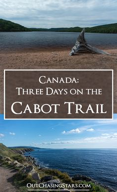 Out Chasing Stars Three Days on Canada's Cabot Trail in Nova Scotia - Out Chasing Stars Pvt Canada, Visit Canada, Canada Trip, Travel Icon, New Travel, Cabot Trail Camping, Alberta Canada, Ontario, Nova Scotia Travel