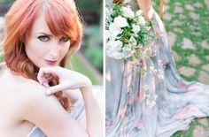 Secret Garden Wedding Inspiration
