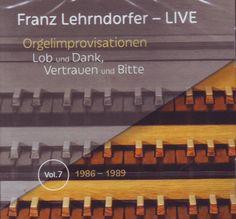 Franz Lehrndorfer – LIVE Vol. 7