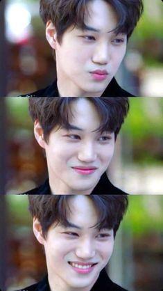 ❤ Kai (Jongin)❤ EXO ❤ Evet bu gülüşte tehlikeli ❤