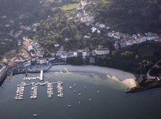 Spain, Galicia, A Coruña, Ferrol, A Graña Rowing, Water Sports, Sailing, Beautiful Places, Environment, Boat, River, Outdoor, Beaches