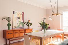 Modern Furniture, Interior, Interior Inspiration, Mid Century Modern Furniture, Modern Style Furniture, Dining Table, Home Decor, Furniture Styles, Interior Design
