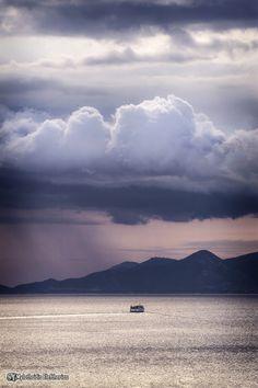 Before the storm… by Eleftherios Mylothridis