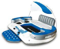 SeaDoo Dream Island, weiss/blau, SDN13001: Amazon.de: Sport & Freizeit