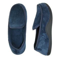 Micro Terry Slip On Men's Slippers by totes $19.00