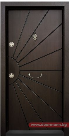 Ideas main door decoration The Effective Pictures We Offer You About wooden doors double A quality picture can tell you many things. You can find the most beautiful pictures that can be presented Front Door Design Wood, Door Gate Design, Bedroom Door Design, Door Design Interior, Wooden Door Design, House Front Design, Main Entrance Door Design, Window Design, Exterior Design