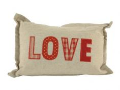 Hearts and Home - home accessories & gifts for all occasions, wedding and event hire. Bed Pillows, Cushions, Soft Furnishings, Poppy, Home Accessories, Personalized Gifts, Shabby Chic, Hand Painted, Country