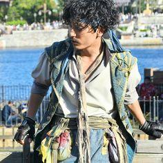 Pirates, Disney, Fashion, Moda, Fashion Styles, Fashion Illustrations, Fashion Models, Disney Art